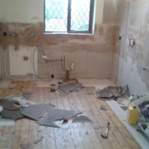 Kitchen Replacement Before 2
